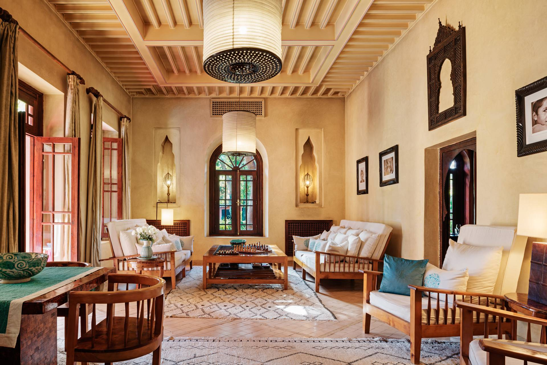 Dar Zemora Small Luxury Boutique Hotel In Marrakech